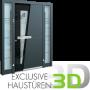 EXCLUSIV 3D HAUSTÜREN