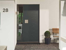 Aluminium Haustüren - SelectLine